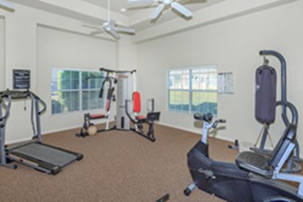 Fitness Center at Listing #216012