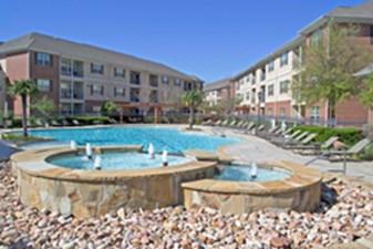 Pool at Listing #145168