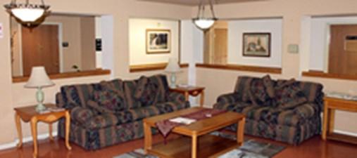 Lobby at Listing #141438