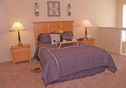 Bedroom at Listing #139556