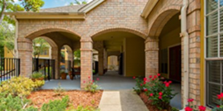 Courtyard at Listing #140151