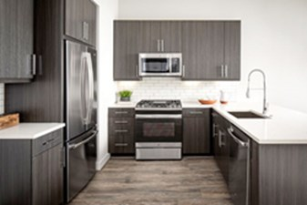 Kitchen at Listing #307564