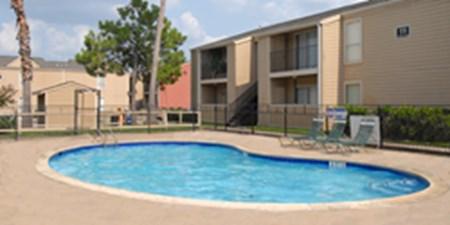Pool at Listing #139509
