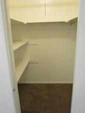 Closet at Listing #150709