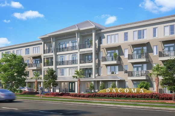 Dacoma Apartments