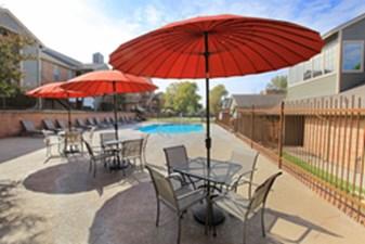 Pool at Listing #141099