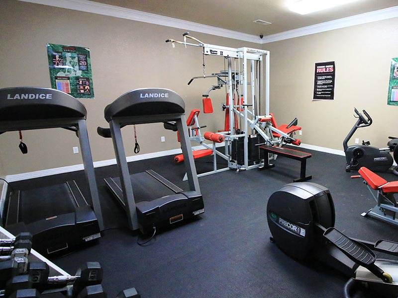 Fitness at Listing #144517