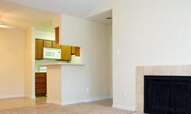 Living/Kitchen at Listing #139876