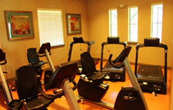 Fitness Center at Listing #228027