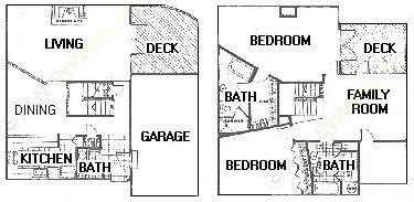 1,831 sq. ft. floor plan