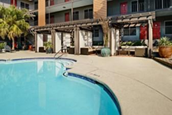 Pool at Listing #140291