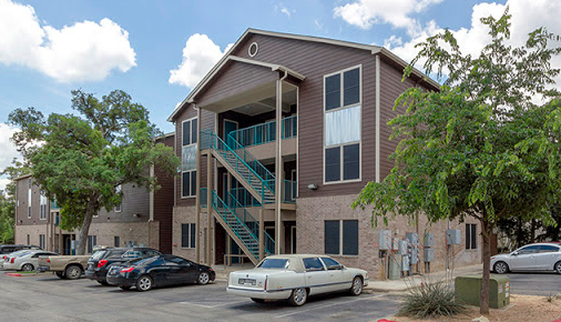 Exterior at Listing #140809