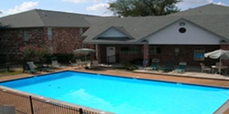 Pool at Listing #138524