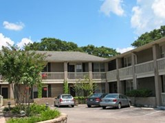 Bouldin Creek Apartments Austin TX