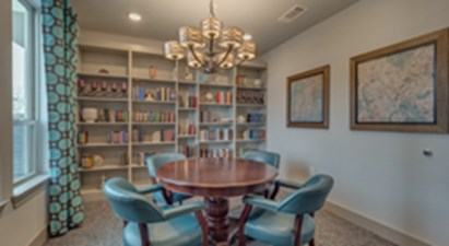 Library at Listing #293891