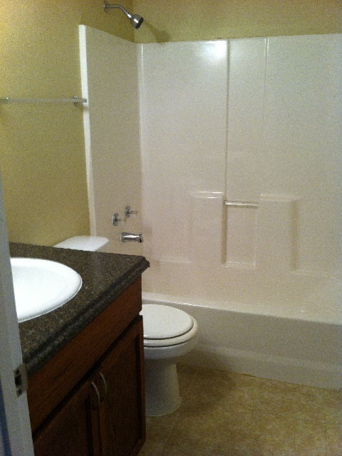 Bathroom at Listing #139517