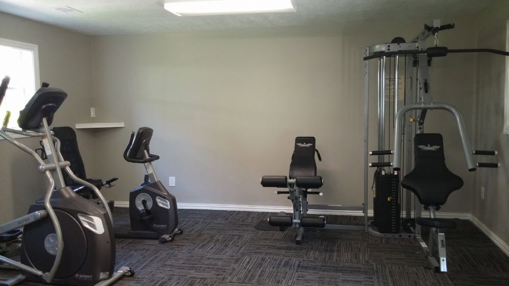 Fitness at Listing #138442