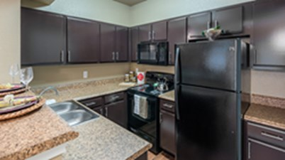 Kitchen at Listing #137970