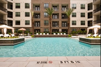 Pool at Listing #236572