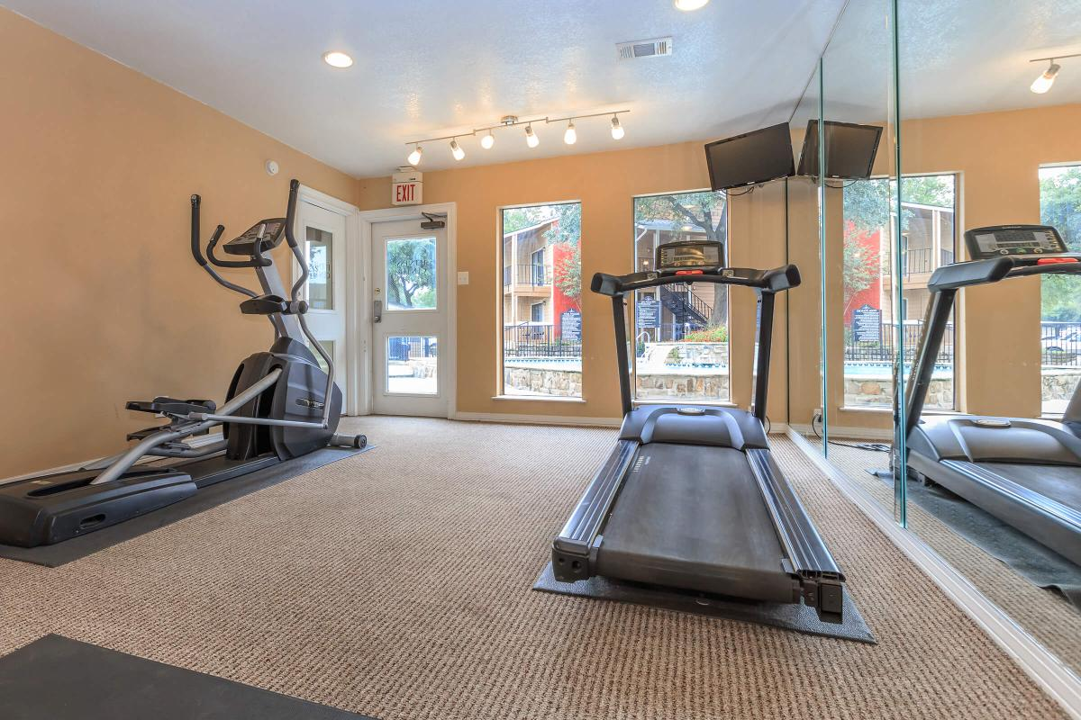 Fitness Center at Listing #136507