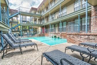 Pool at Listing #140925