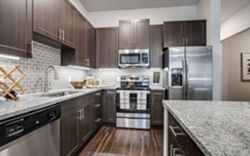Kitchen at Listing #302055