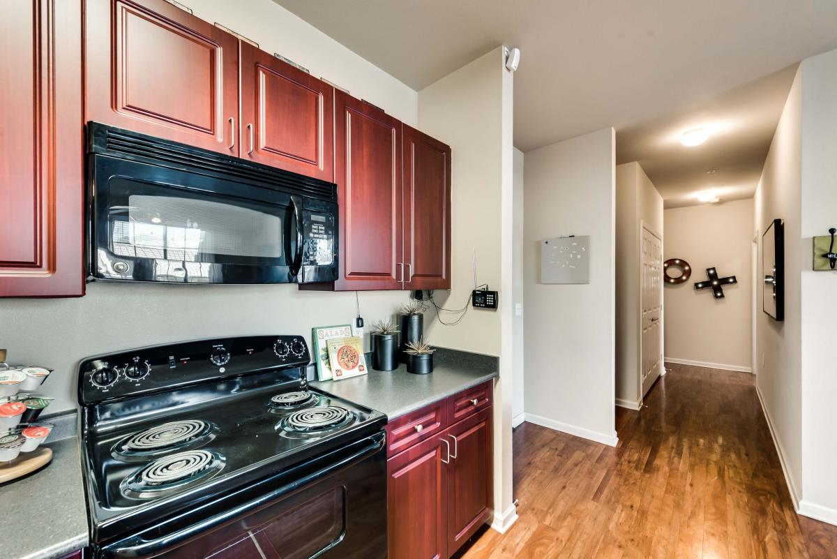 Kitchen at Listing #149419