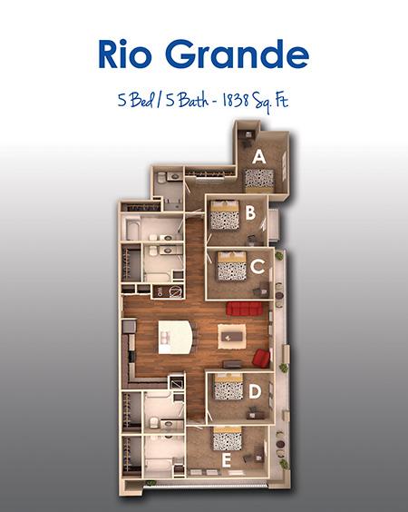 1,838 sq. ft. floor plan