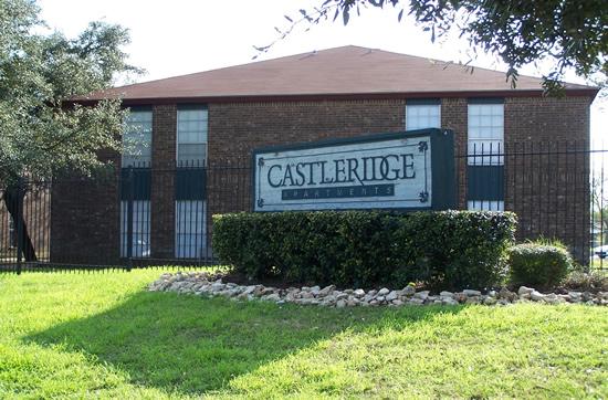Castleridge Apartments San Antonio TX