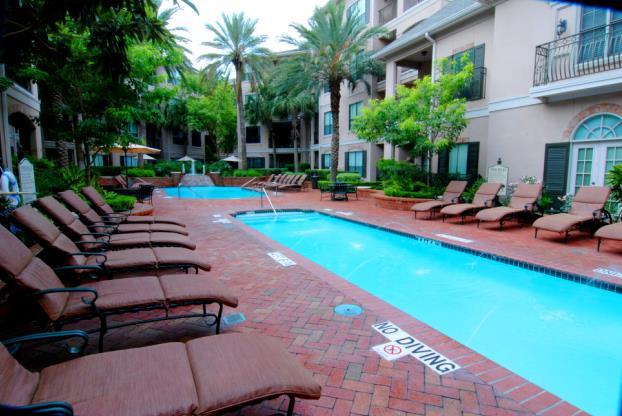 Pool at Listing #138747