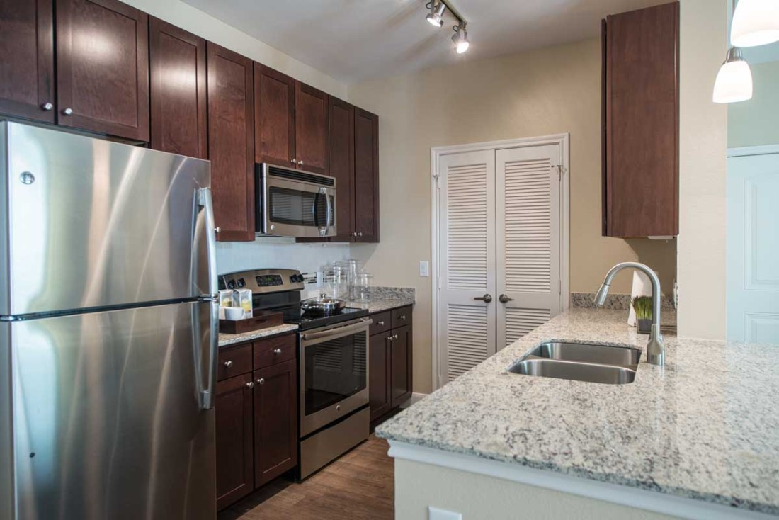 Kitchen at Listing #260400