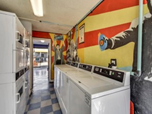 Laundry at Listing #144233