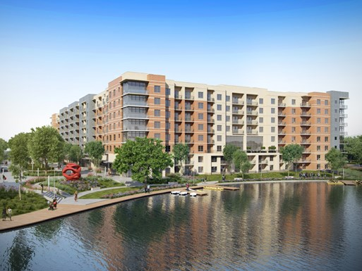 One Lakes Edge Apartments