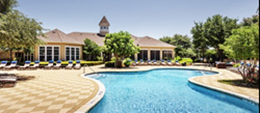 Pool at Listing #144234