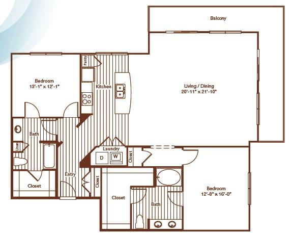 1,618 sq. ft. floor plan