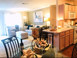 Living Area at Listing #144147