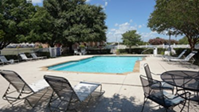 Pool at Listing #136365