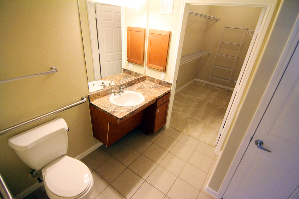 Bathroom at Listing #229170