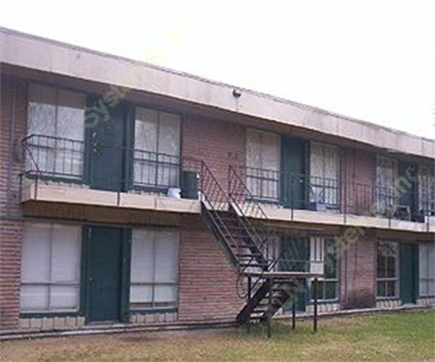 Aldine Apartments