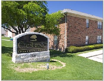 Crestwood Apartments Azle, TX