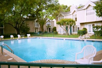 Pool Area at Listing #144106