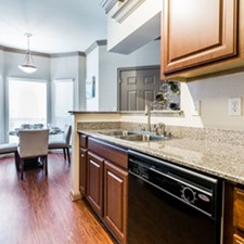 Dining/Kitchen at Listing #139491