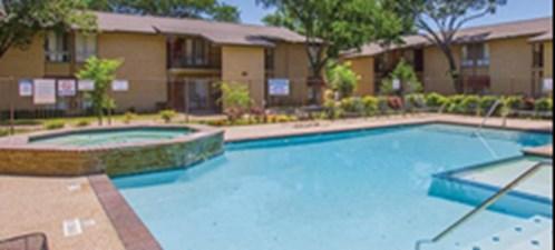 Pool at Listing #137373