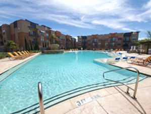 Pool at Listing #145056