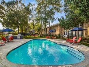 Pool at Listing #138706