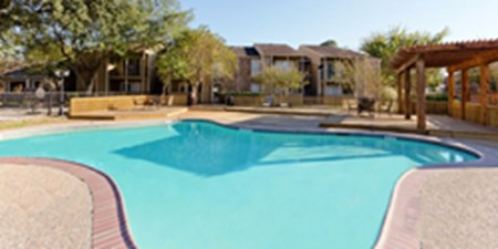 Pool at Listing #138648
