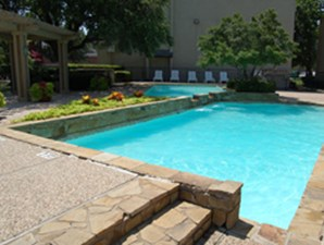 Pool at Listing #135942