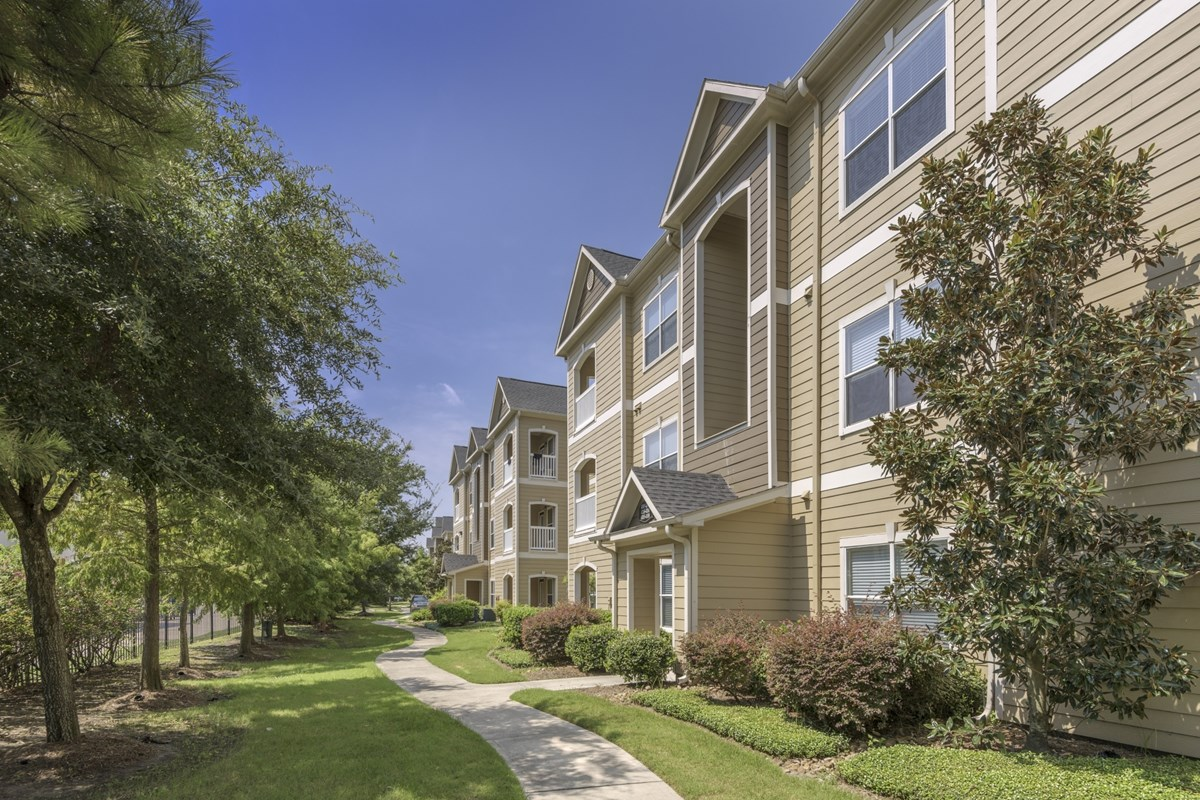 Carrington Park at Gulf Pointe Apartments Houston TX