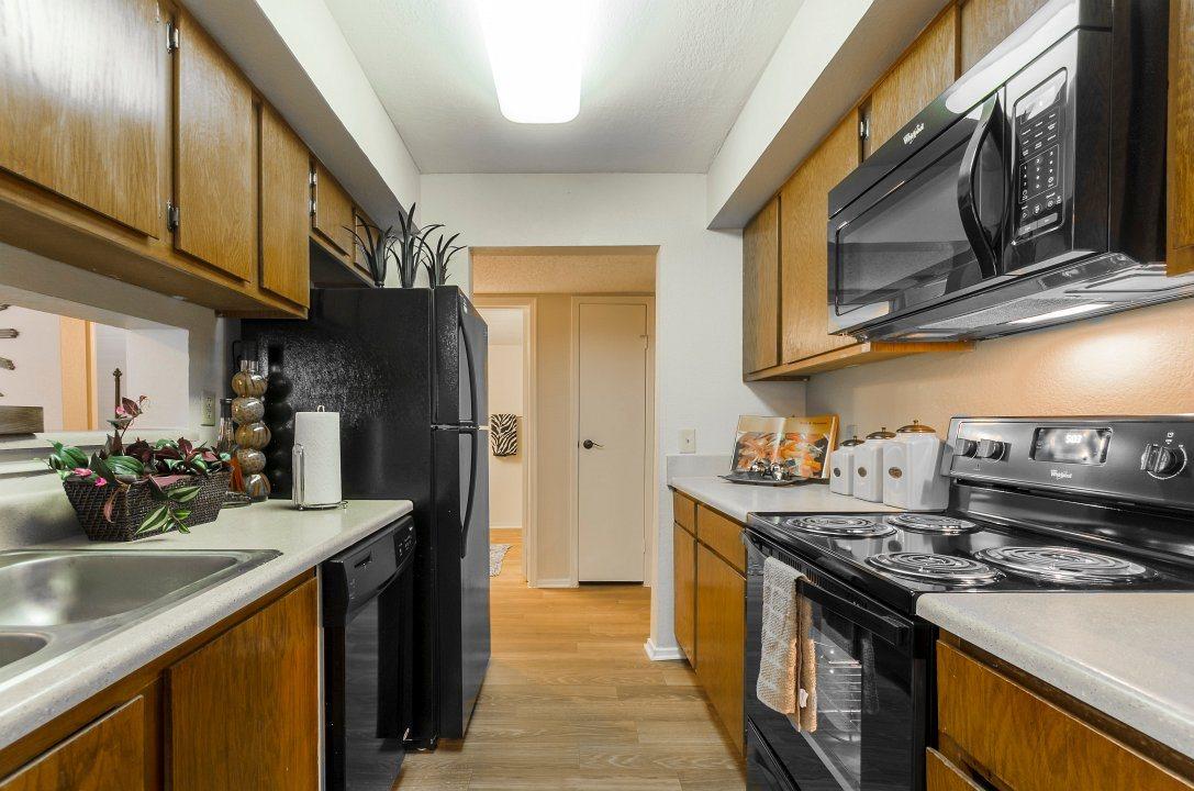 Kitchen at Listing #137215