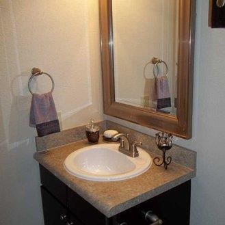 Bathroom at Listing #138325